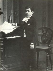 Ricard Viñes, Primer Premi de Piano del Conservatori de Barcelona (1887)