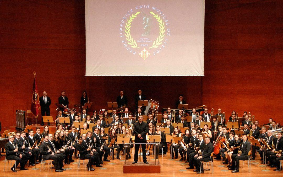MOMENTOS ESTELARES  DE CINCO AÑOS DE MÚSICA. BANDA SIMFÒNICA UNIÓ MUSICAL DE LLEIDA