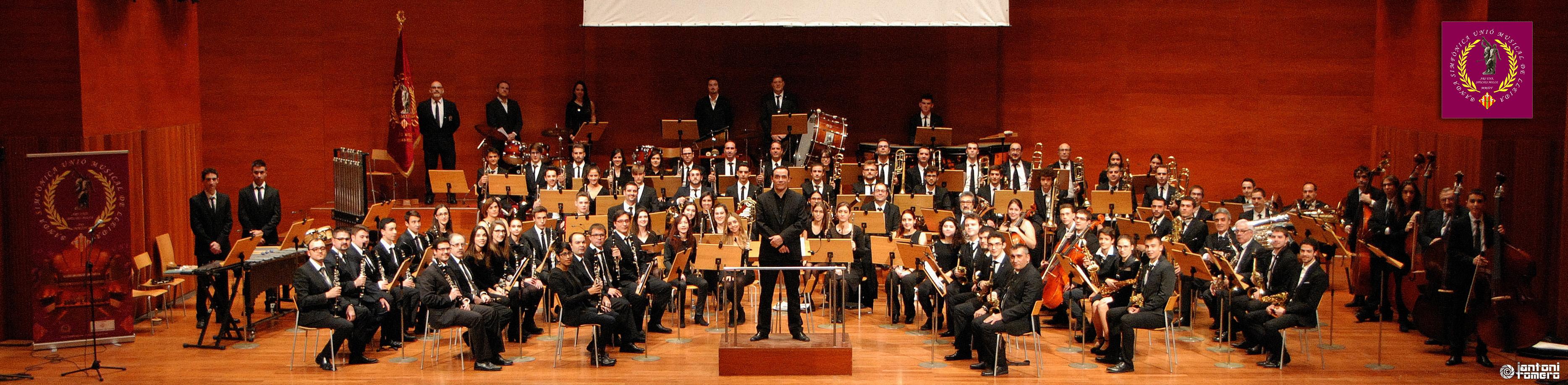 EL AMOR BRUJO. MAYTE MARTÍN I LA BANDA SIMFÒNICA UNIÓ MUSICAL DE LLEIDA