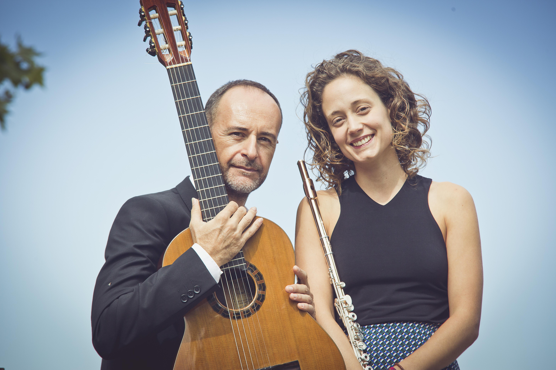 Música per a flauta i guitarra: de Granados a Piazzolla. Duo Àstrid