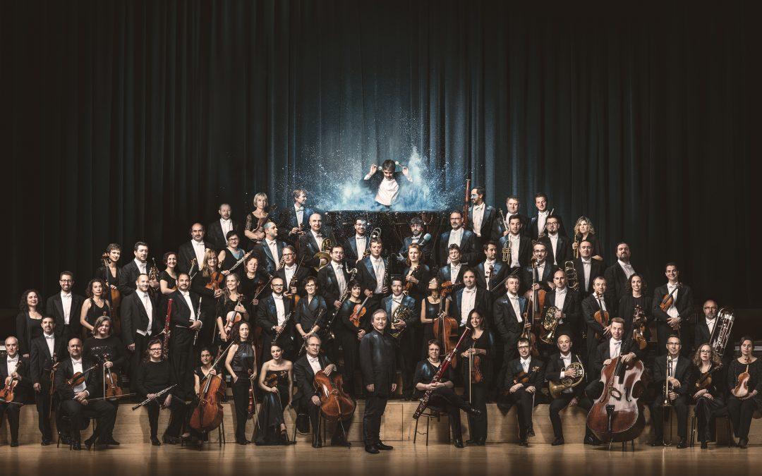 Shéhérazade. 1001 nits màgiques amb l'OBC.Orquestra Simfònica de Barcelona i Nacional de Catalunya