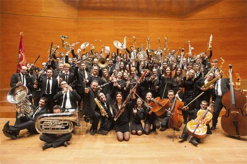 MÚSICA LLEUGERA D'AHIR, AVUI I SEMPRE. BANDA SIMFÒNICA UNIÓ MUSICAL DE LLEIDA