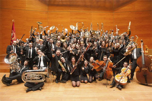 MÚSICA LIGERA DE AYER, HOY Y SIEMPRE. BANDA SIMFÒNICA UNIÓ MUSICAL DE LLEIDA