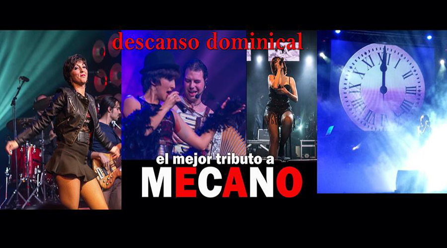 DESCANSO DOMINICAL. TRIBUTO A MECANO