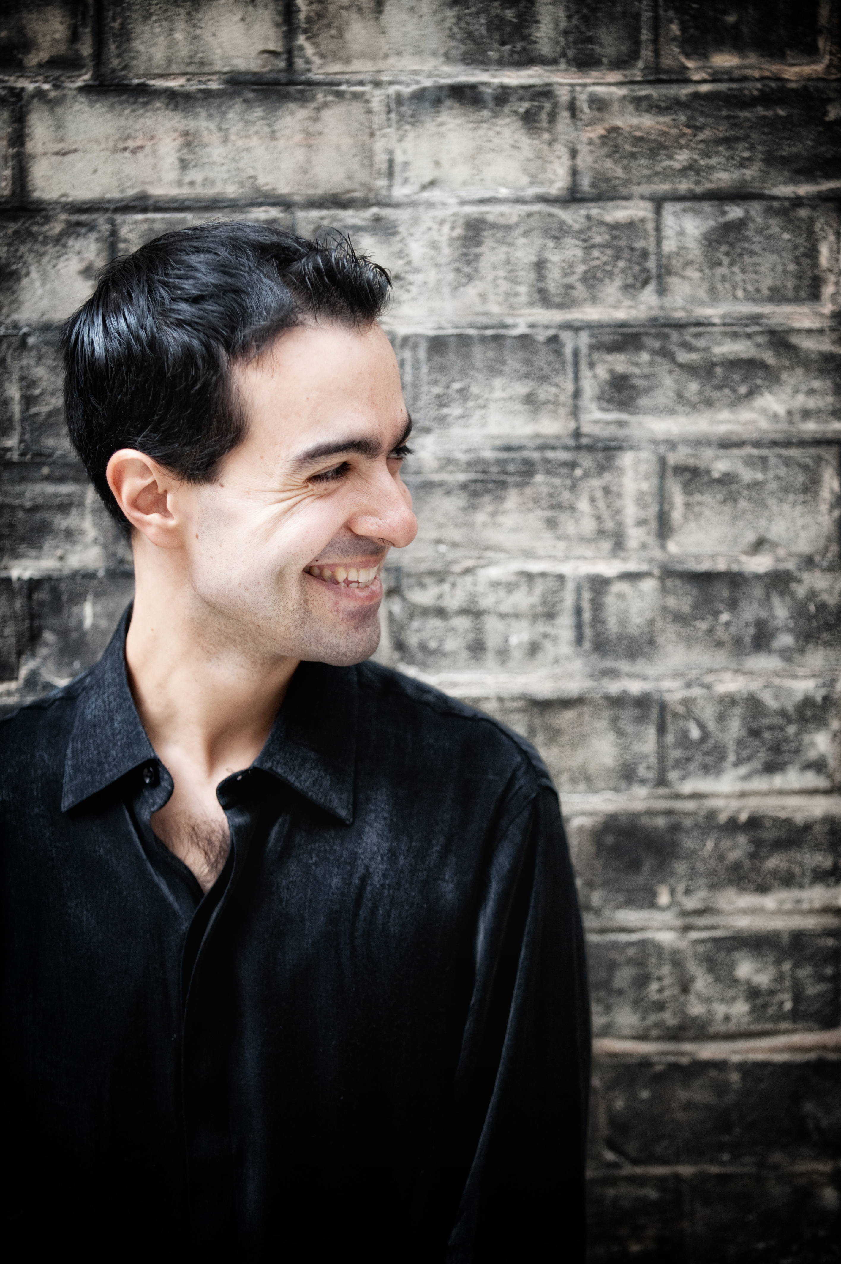 Granados íntimo i soñador. José Menor, piano