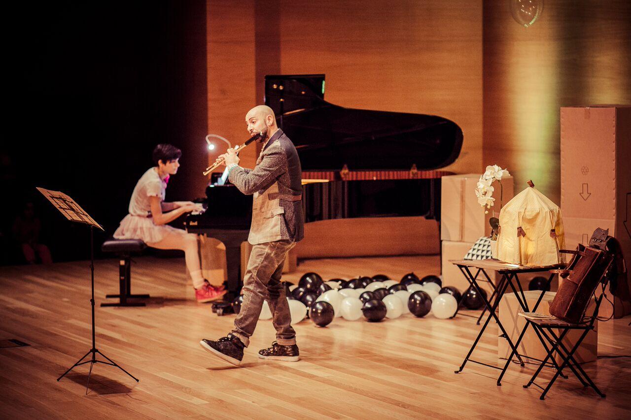 ORFEO I TECLAS. UNA HISTORIA DE AMOR MUSICAL