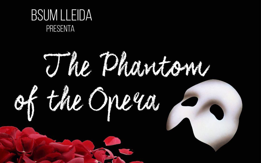 Gala El Fantasma de la Ópera. Banda Simfònica Unió Musical de Lleida