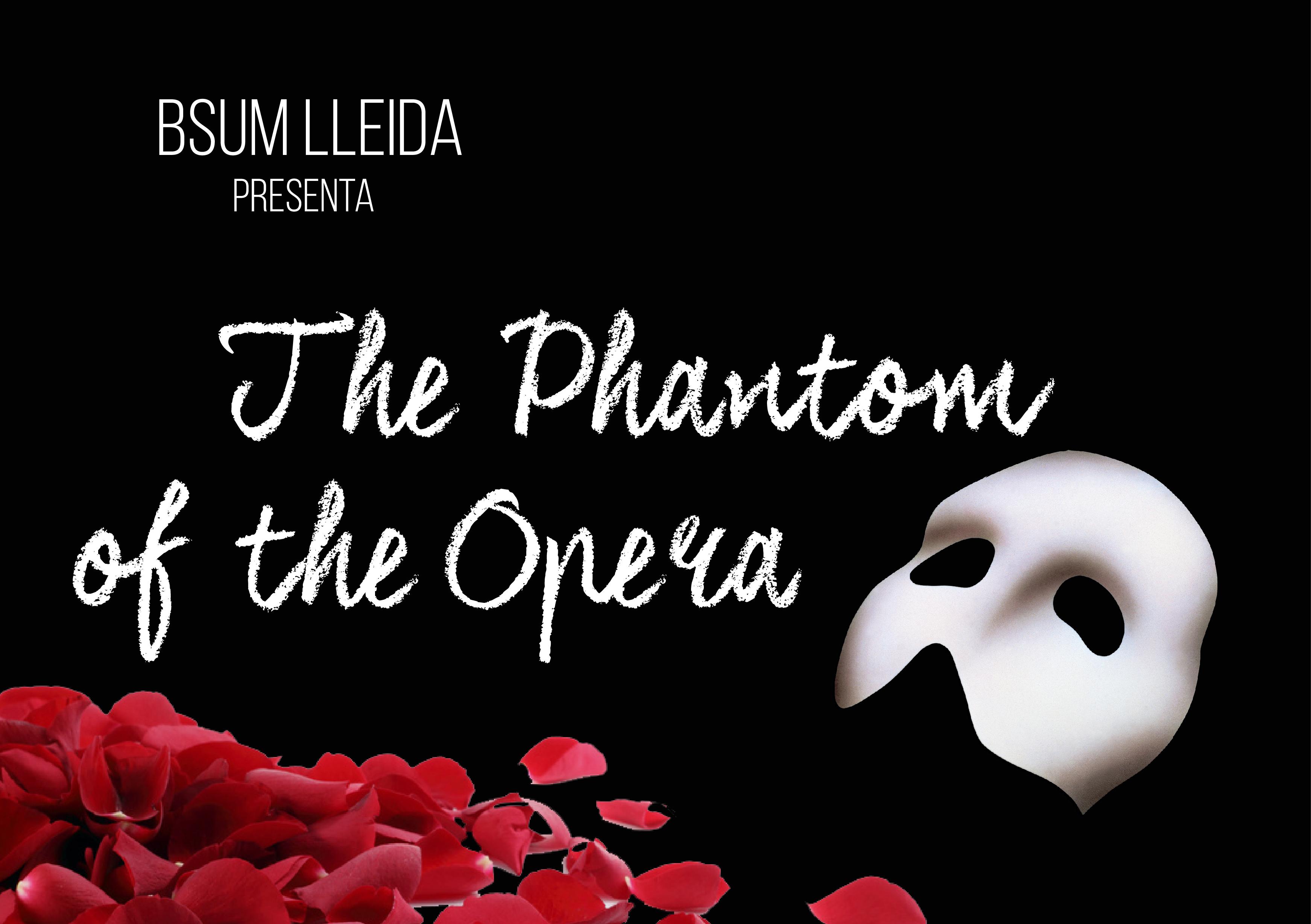 Gala El Fantasma de l'Òpera. Banda Simfònica Unió Musical de Lleida