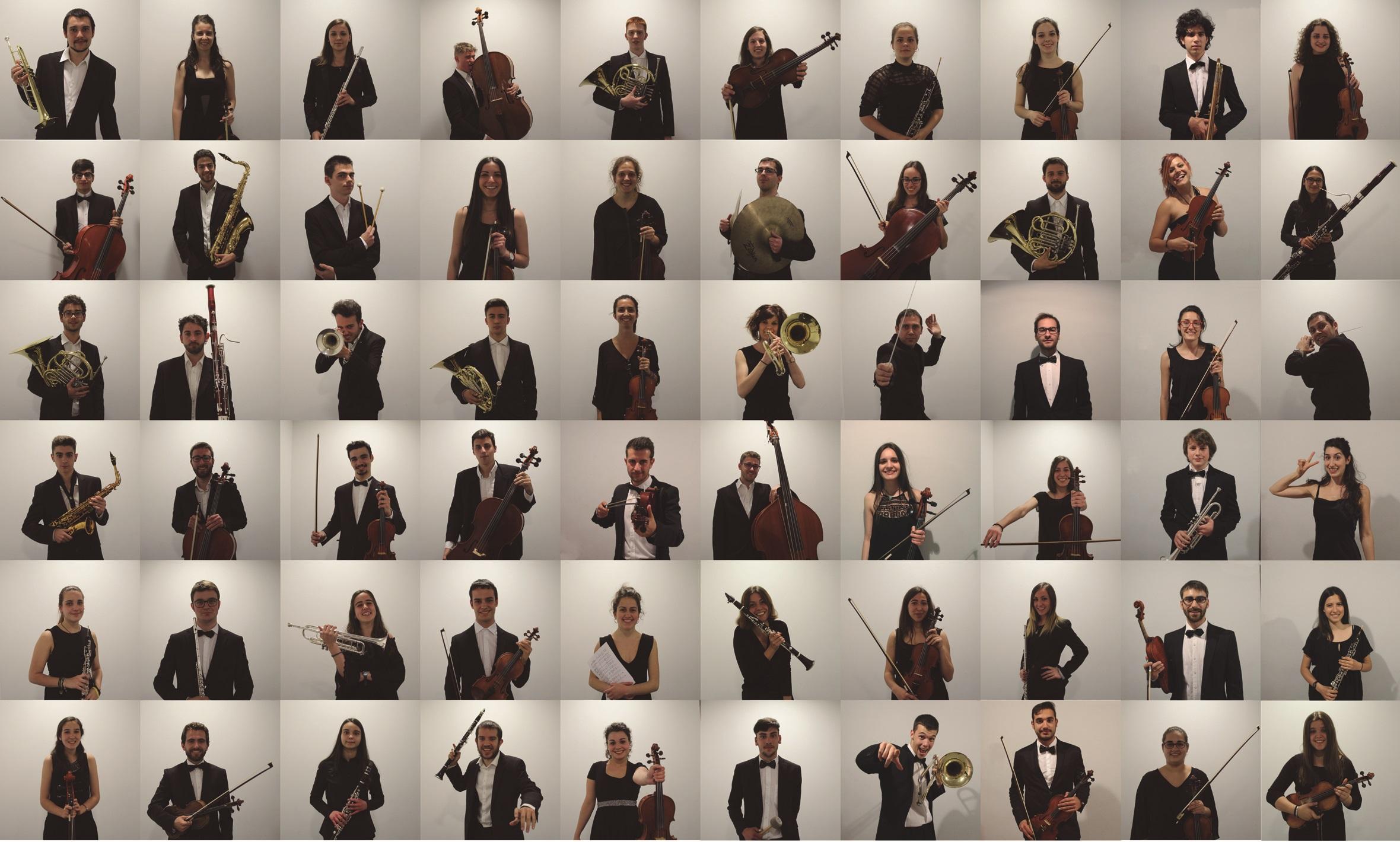 LA JOP CELEBRA 5 AÑOS! Jove Orquestra de Ponent