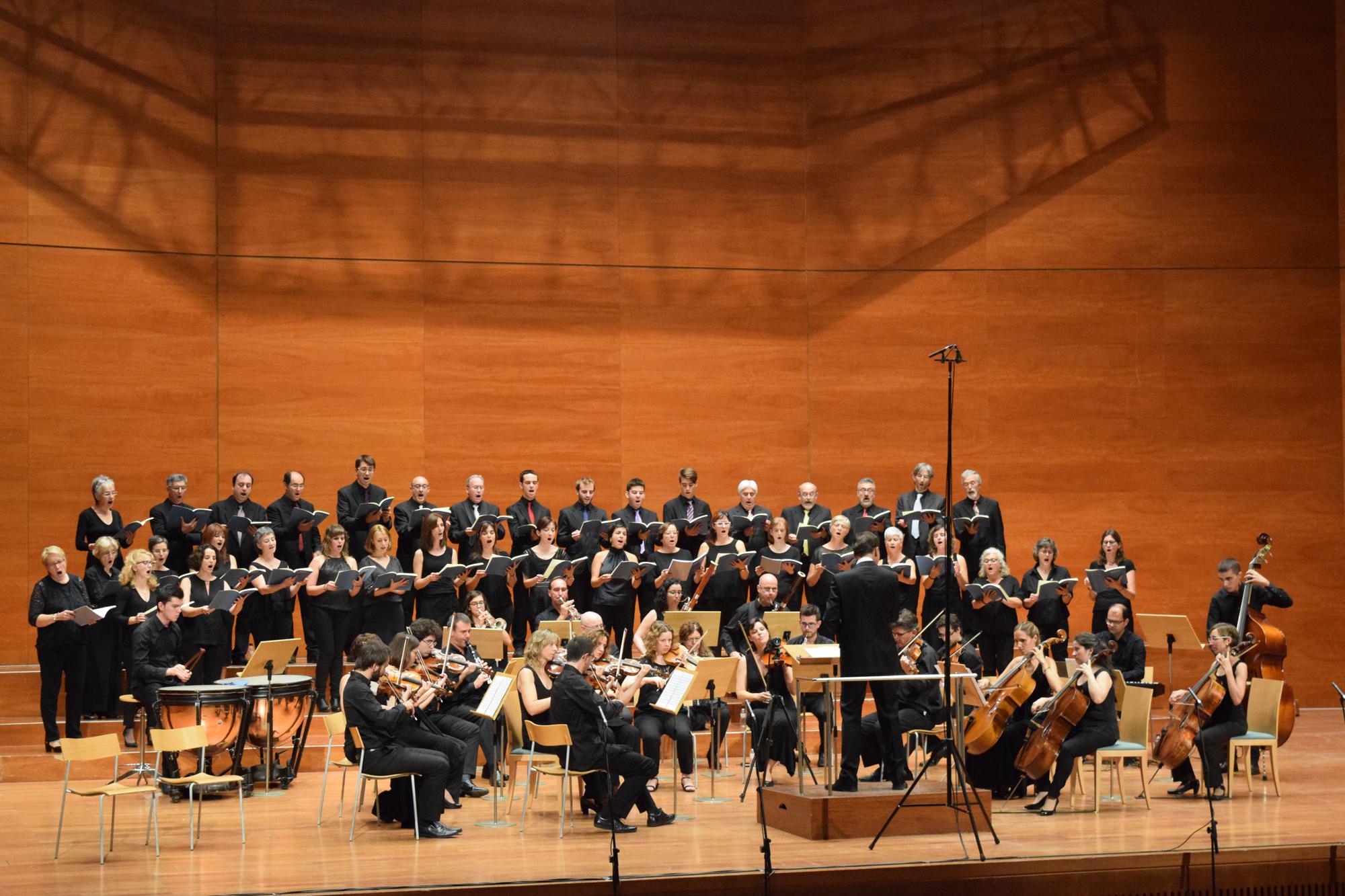 """Concierto de Clausura  del XII Festival de música """"Musiquem Lleida"""""""