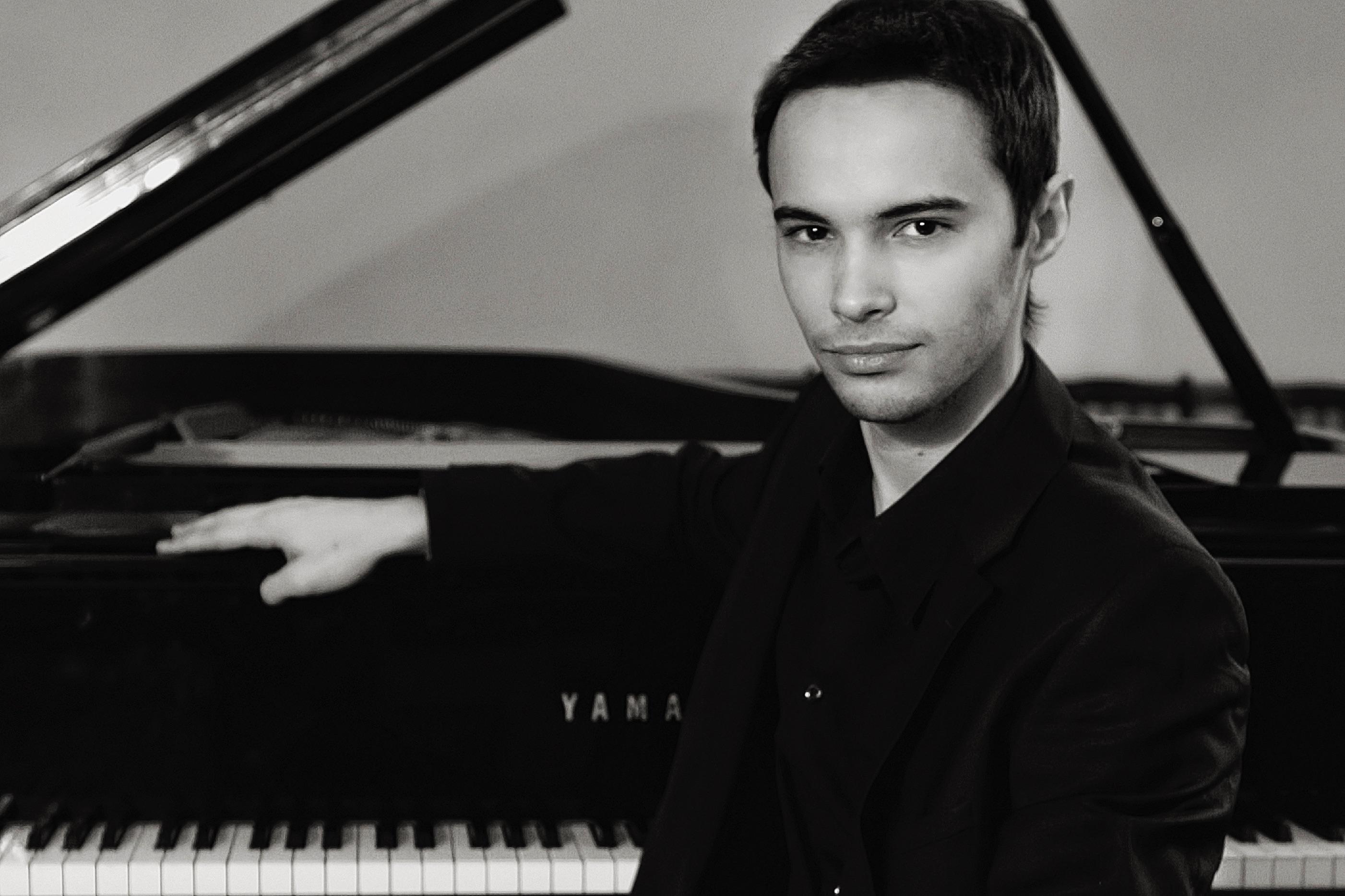 CONCIERTO DE PIANO. Enrique Lapaz