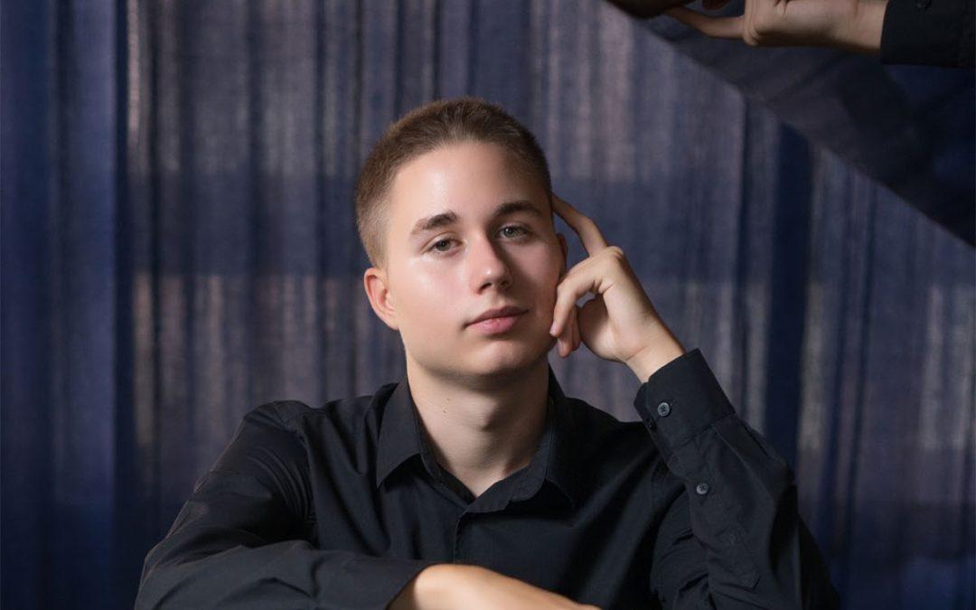 El talent de Vladimir Acimovic, aquest dimarts a l'Auditori Municipal Enric Granados