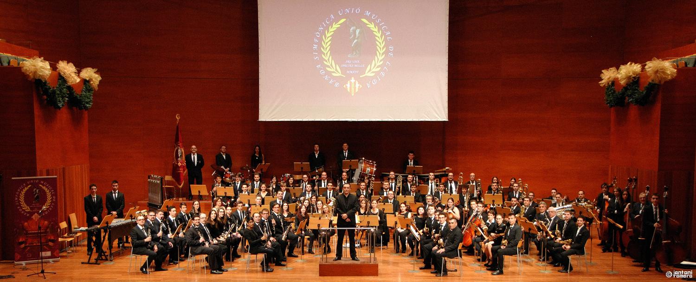 POEMES SIMFÒNICS PER A GRAN BANDA. Banda Simfònica Unió Musical de Lleida