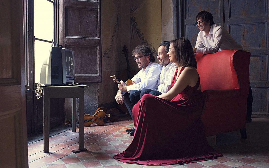 Humor, tristesa, vitalitat: la poètica del quartet de corda. Quartet Teixidor
