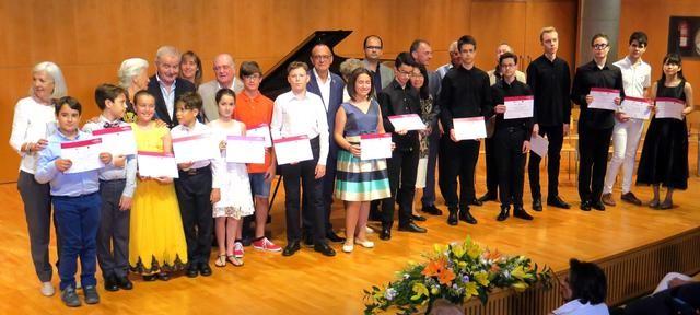 ELS CONCURS DE PIANO RICARD VIÑES KIDS AND YOUTH LLIURA ELS PREMIS ALS GUANYADORS DE LES TRES CATEGORIES