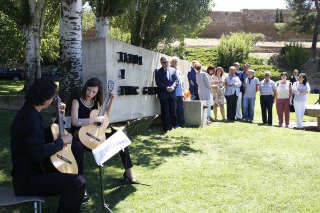 LLEIDA CELEBRA EL 150 ANYS DEL NAIXEMENT D'ENRIC GRANADOS