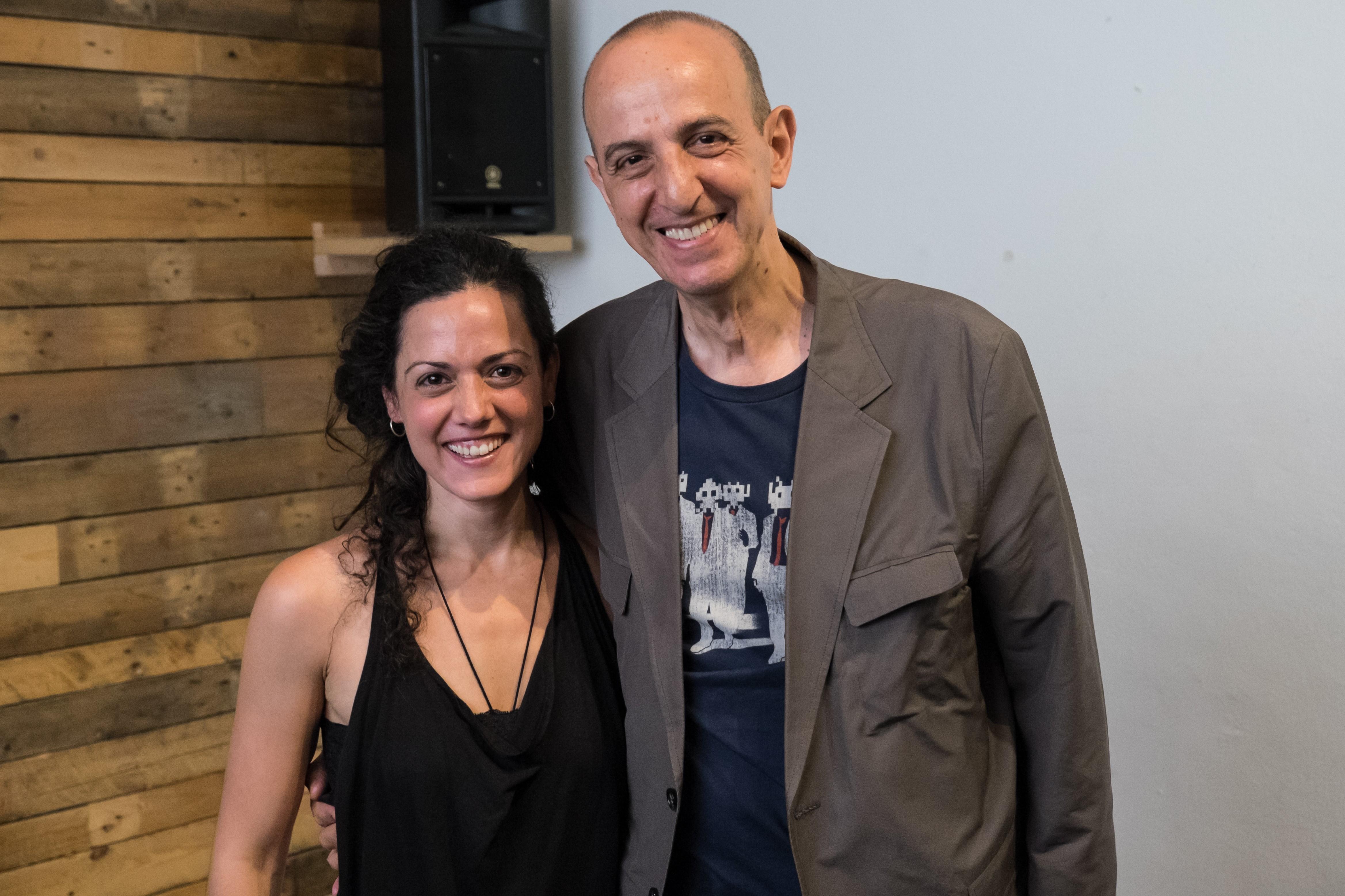 AGUSTÍ FERNÁNDEZ & JORDINA MILLÀ.  MÚSICA IMPROVISADA PARA DOS PIANOS PREPARADOS