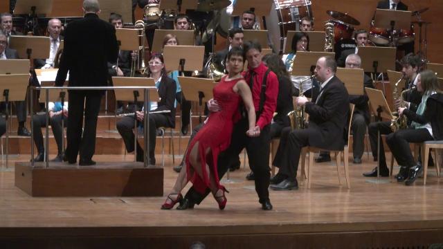 Concert de Nadal: El diàleg del ball. Banda Municipal de Lleida
