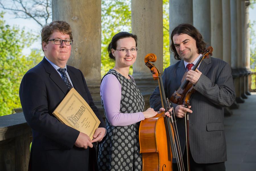 TRIOS DE GRANADOS I DVORÂK. Halír Trio