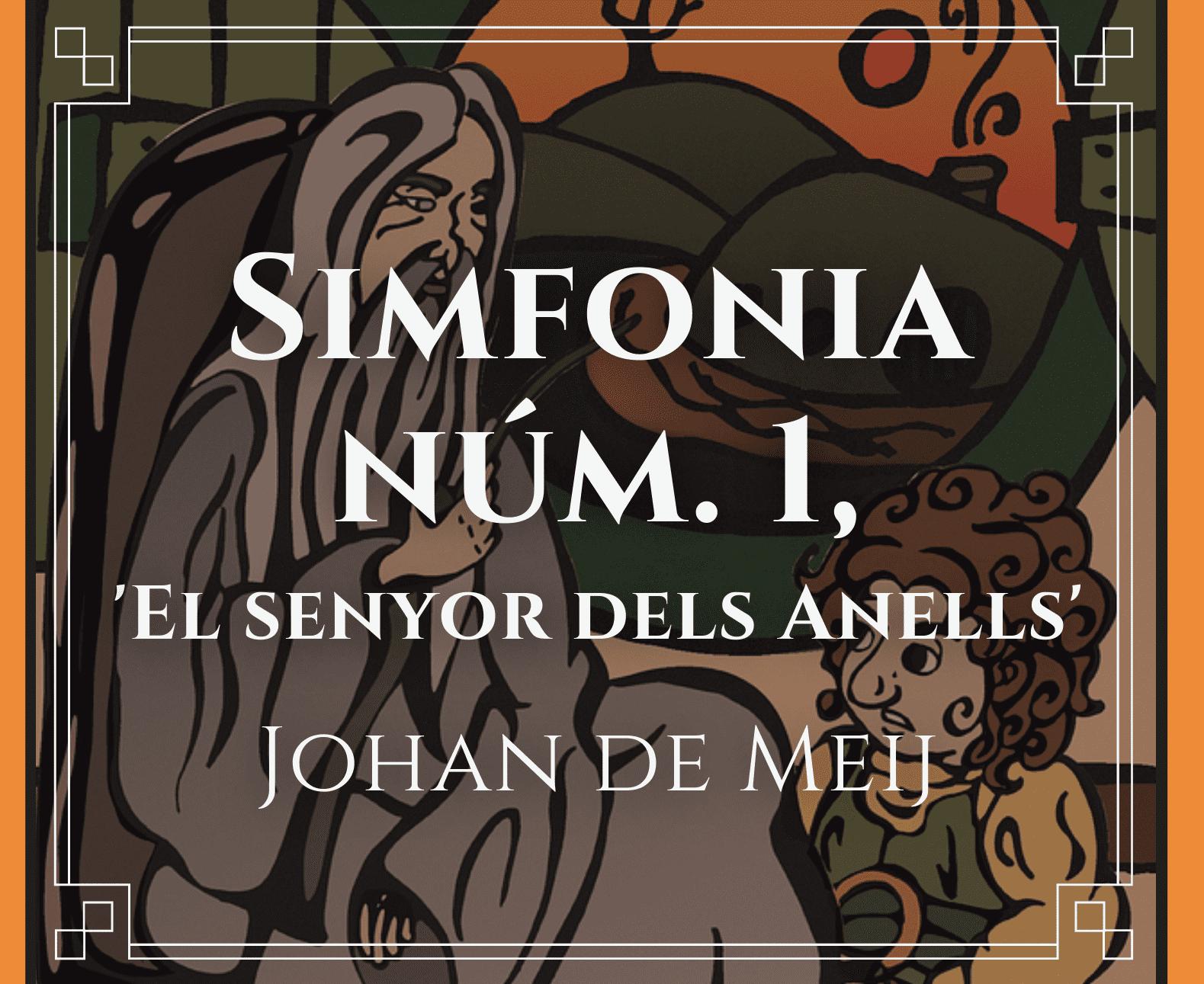 SIMFONIA NÚM.1. EL SEÑOR DE LOS ANILLOS (JOHAN DE MEIJ). BANDA SIMFÒNICA UNIÓ MUSICAL DE LLEIDA