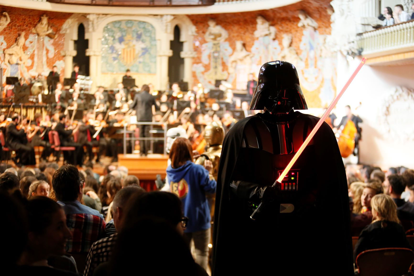 STAR WARS I ALTRES BSO DE JOHN WILLIAMS. ORQUESTRA SIMFÒNICA CAMERA MUSICAE