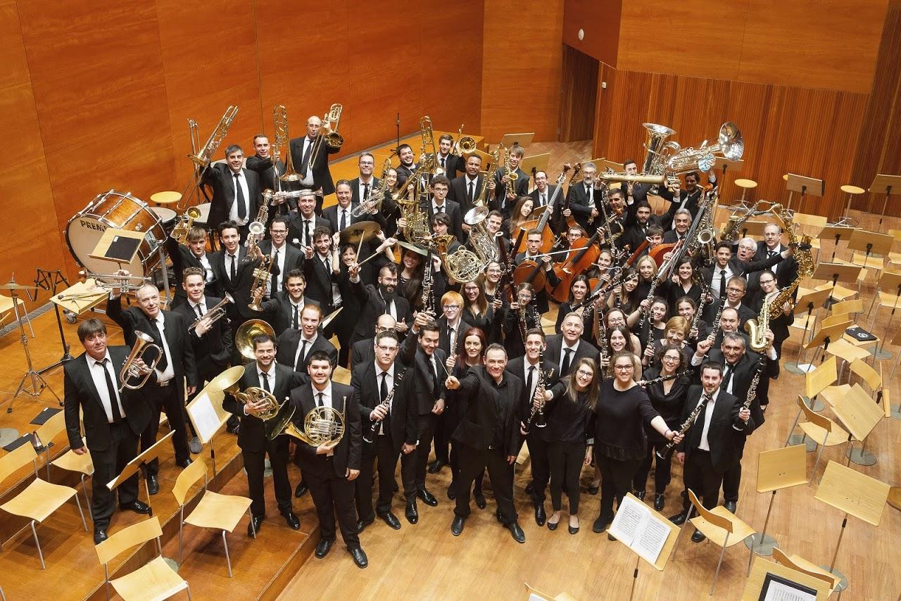 VOLVEMOS A LOS ESCENARIOS. BANDA SIMFÒNICA UNIÓ MUSICAL DE LLEIDA