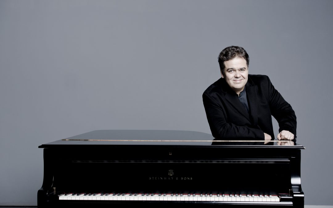 ARCADI VOLODOS. CONCERT DE PIANO
