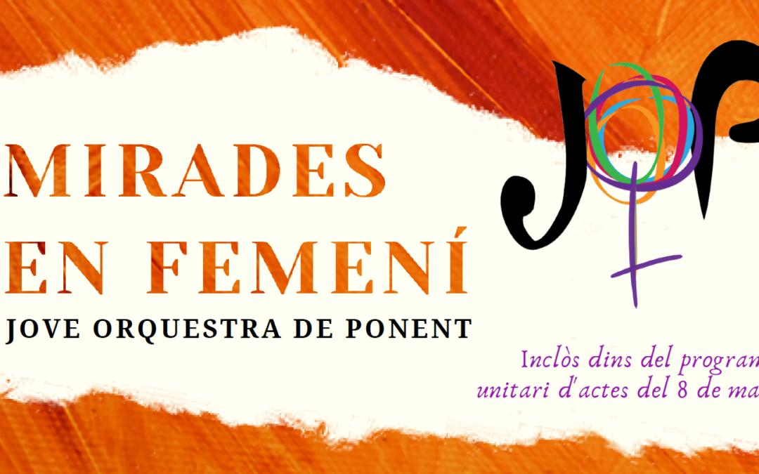 LaTemporada Lleida programa dos espectacles al voltant del 8 de març