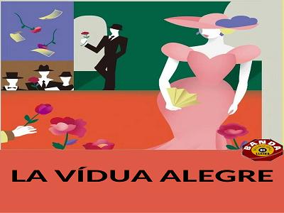 CONCERT DE NADAL. LA VÍDUA ALEGRE. BANDA MUNICIPAL DE LLEIDA