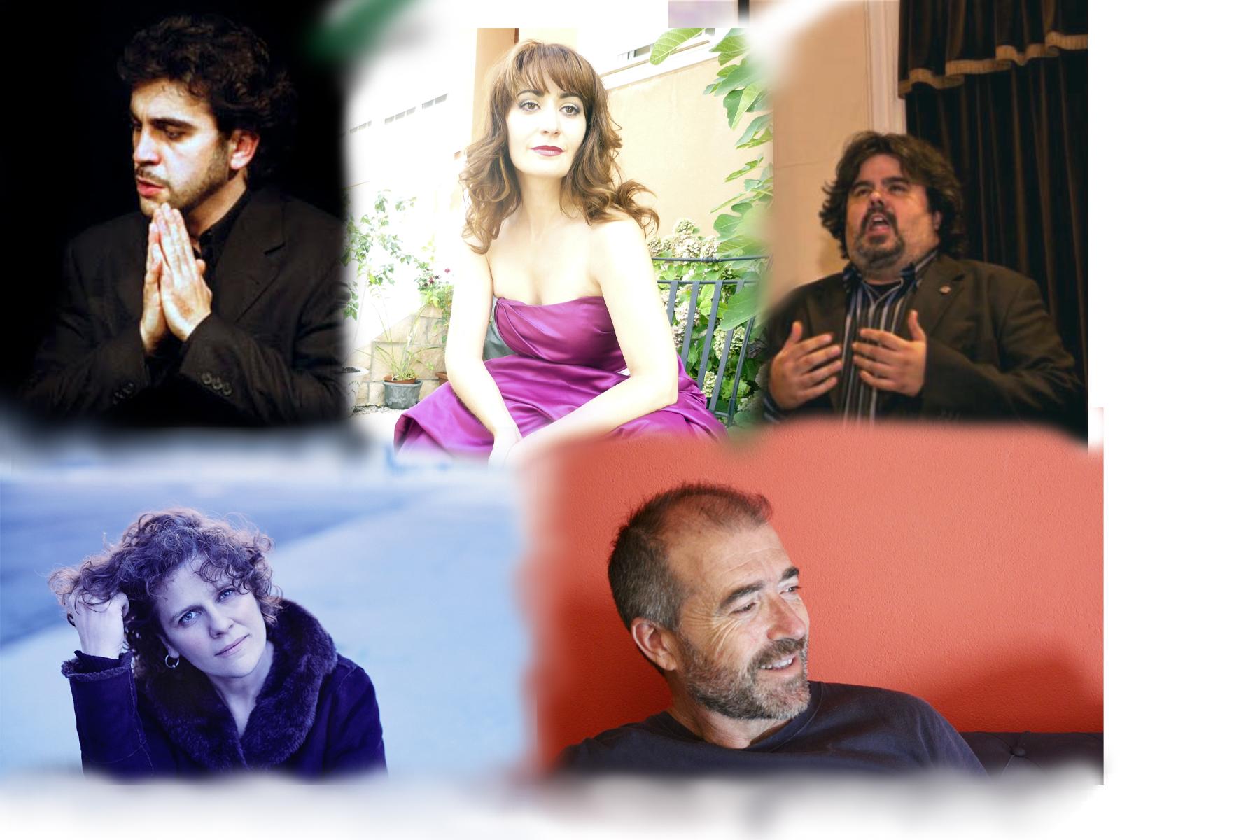Gala lírica Arias, Romances, Dúos y Canciones