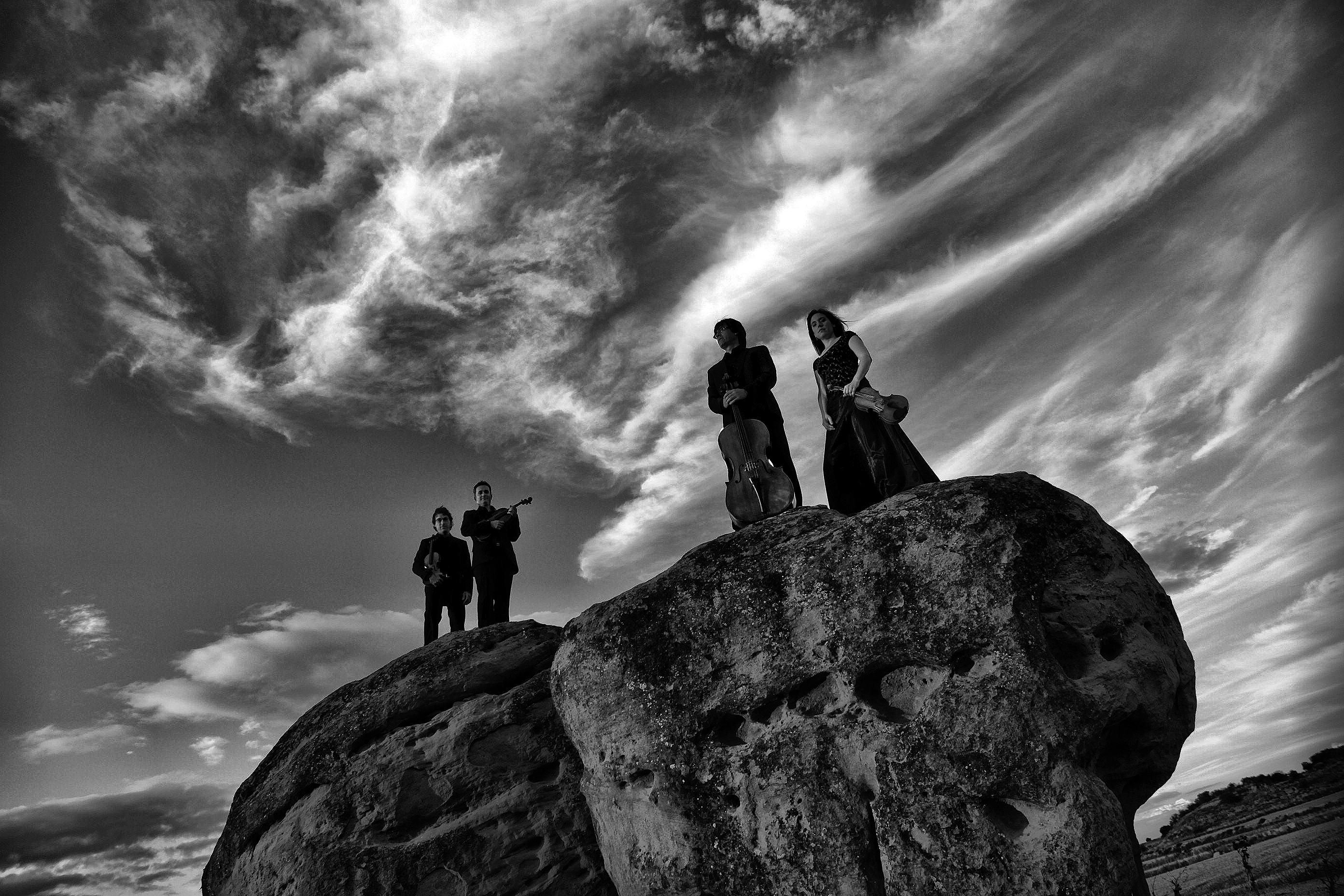 La música de cambra desconeguda d'Enric Granados. José Menor i Quartet Teixidor