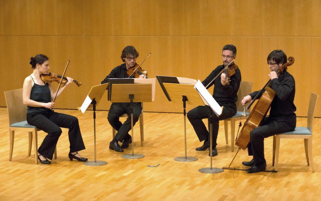 Teixidor, Esterri, Haydn. Quartet Teixidor