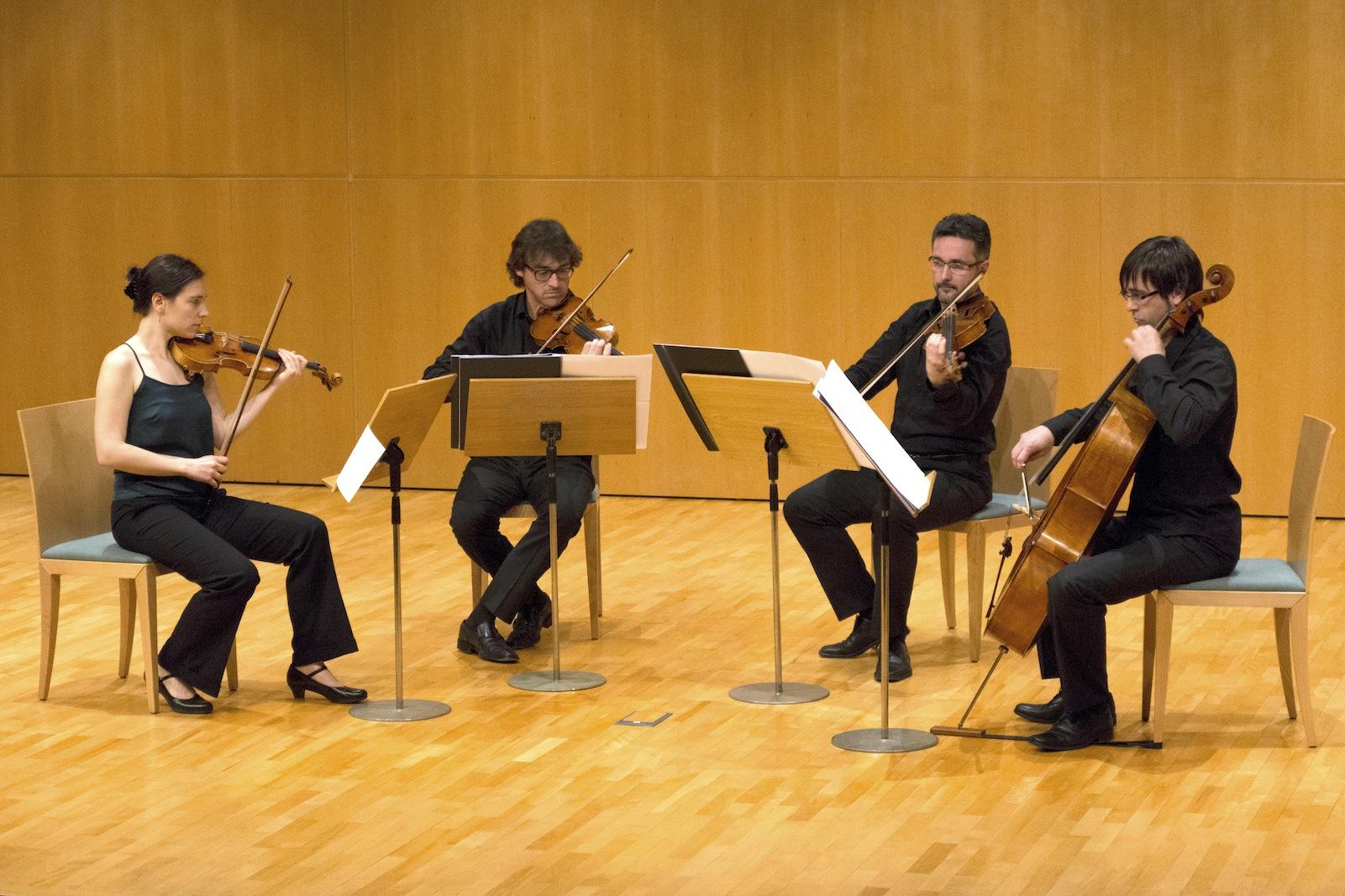 TEIXIDOR, ESTERRI HAYDN. Quartet Teixidor