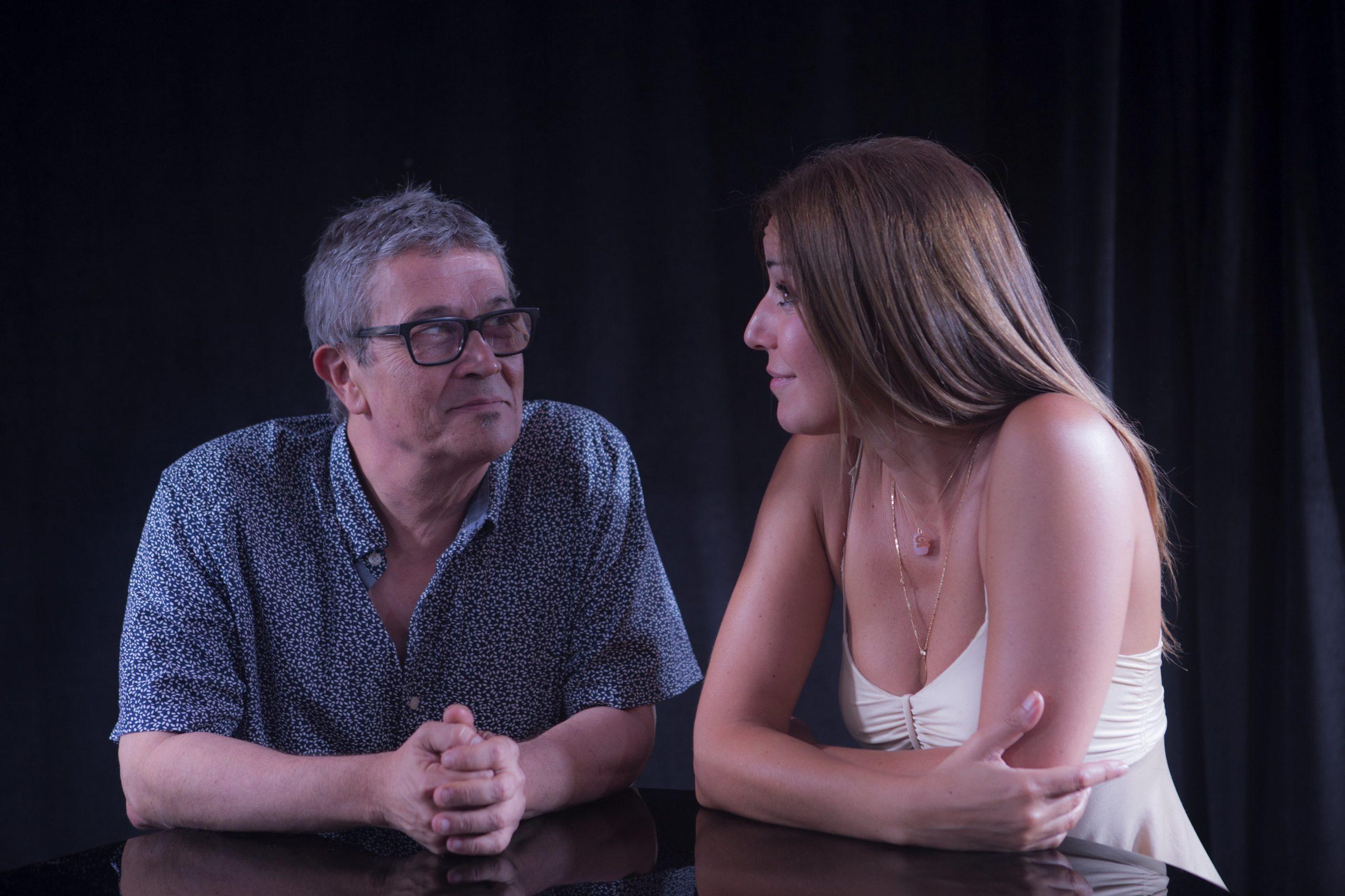 CHANO DOMÍNGUEZ & MARIOLA MEMBRIVES