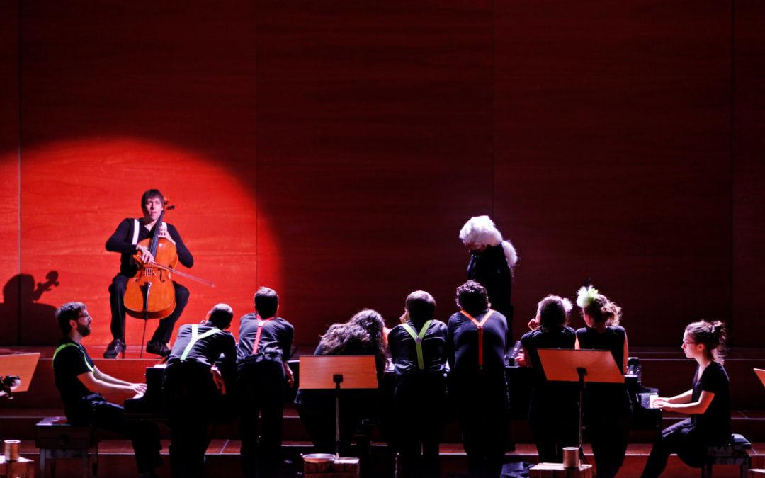 """LleidArt Ensemble presenta """"El Carnaval dels animals"""" a l'Auditori"""