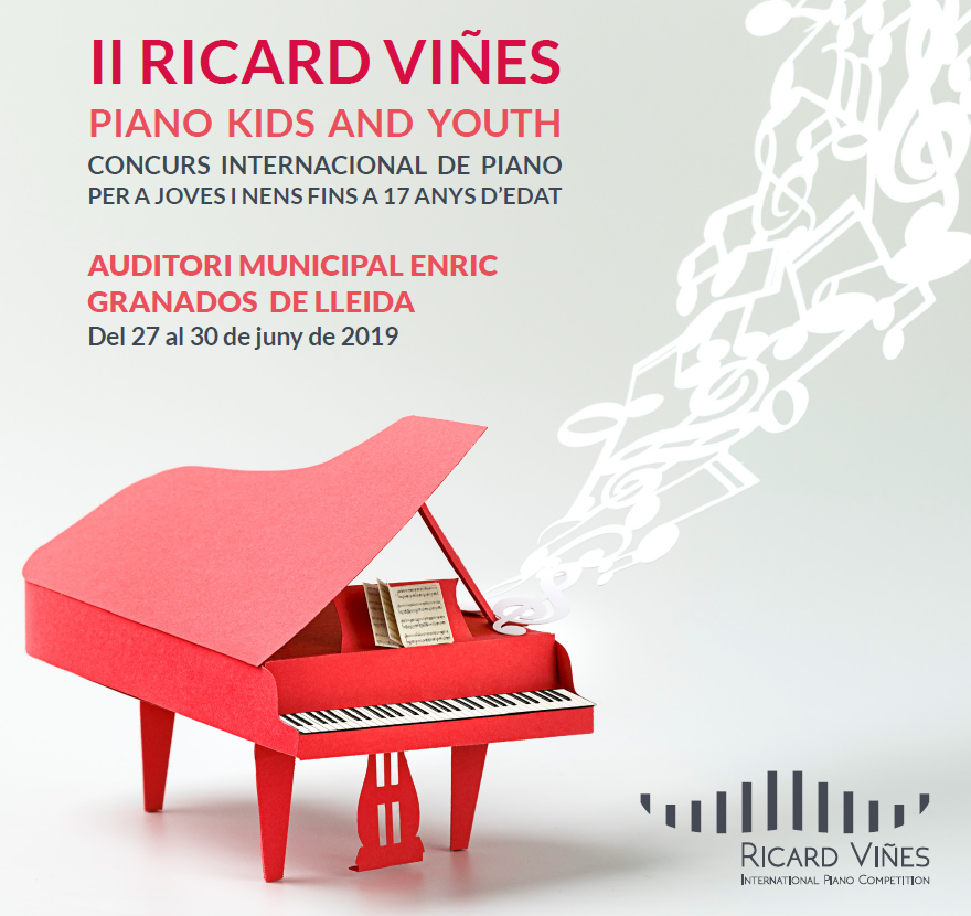 II RICARD VIÑES PIANO KIDS AND YOUTH Y ENTREGA DE PREMIOS
