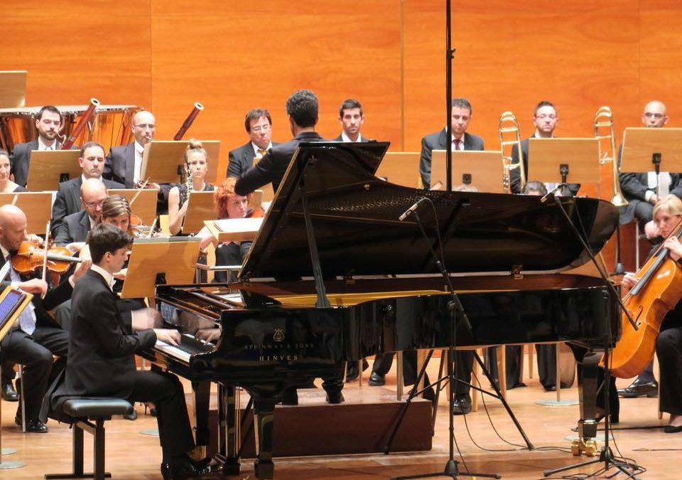 LA GRAN FINAL! PRUEBA FINAL DEL CONCURSO INTERNACIONAL DE PIANO RICARD VIÑES