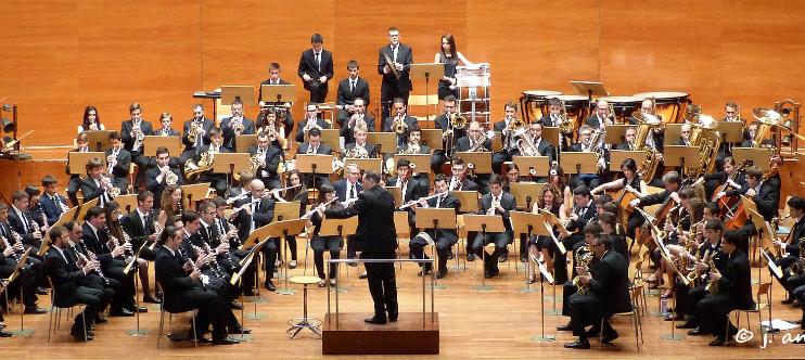 MÚSICA DE CINEMA CLÀSSIC. Banda Simfònica Unió Musical de Lleida