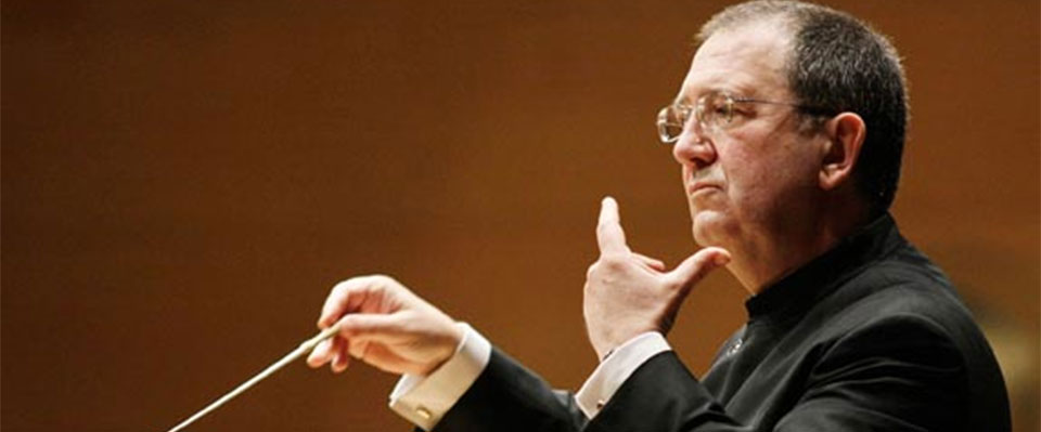L'OJC AMB SALVADOR MAS. Orquestra Simfònica Julià Carbonell de les Terres de Lleida