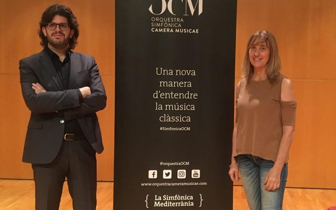 L'OCM presenta la 2a temporada estable a l'Auditori Municipal Enric Granados