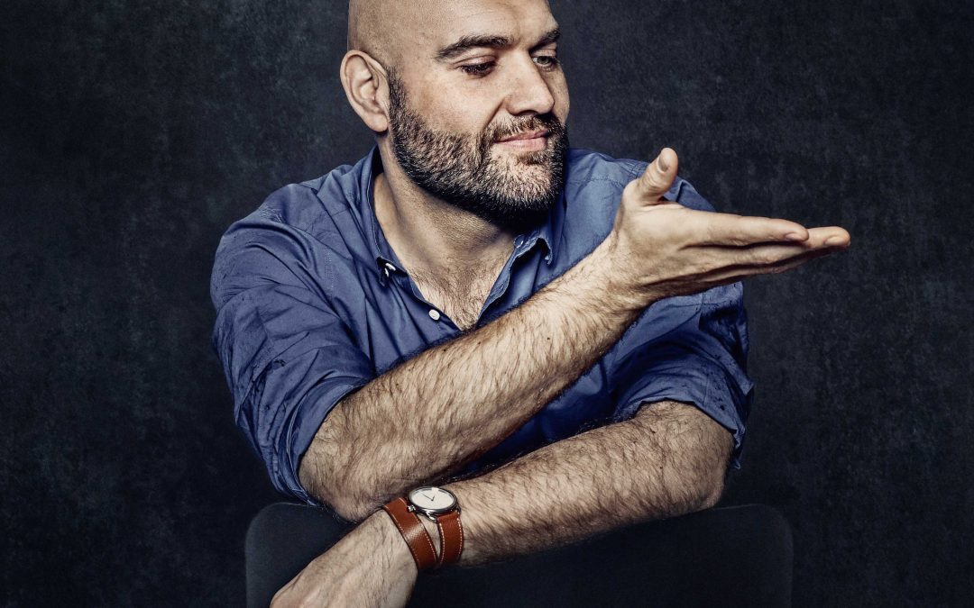 Alessandro Amante. Xavier Sabata & Vespres d'Arnadí