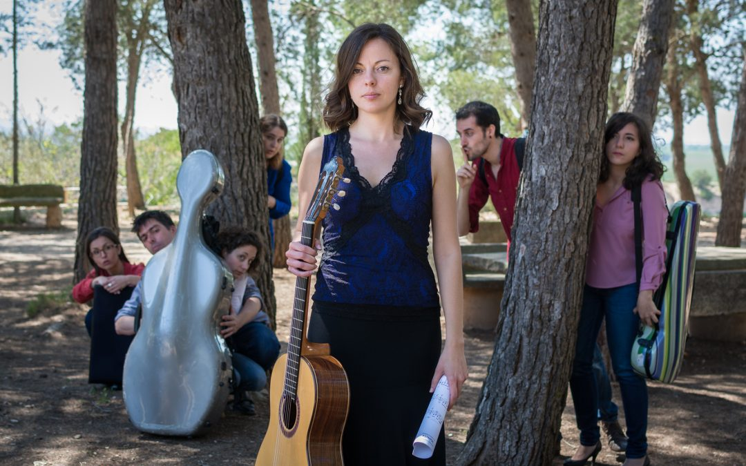 GUITARRA BUSCA ENSEMBLE. Laura Fontanals i LleidArt Ensemble
