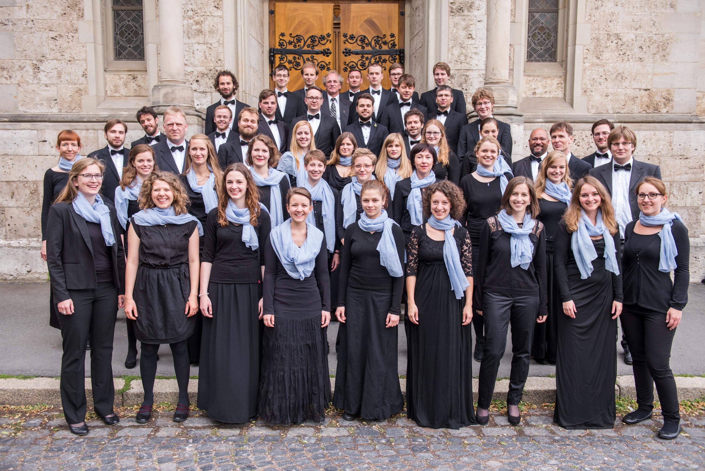 PERLAS DE LA MÚSICA CORAL DE 5 SIGLOS. Cor de Cambra de la Hochschule für Musik Franz Liszt de Weimar