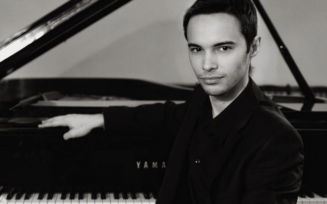 CONCERT DE PIANO. Enrique Lapaz