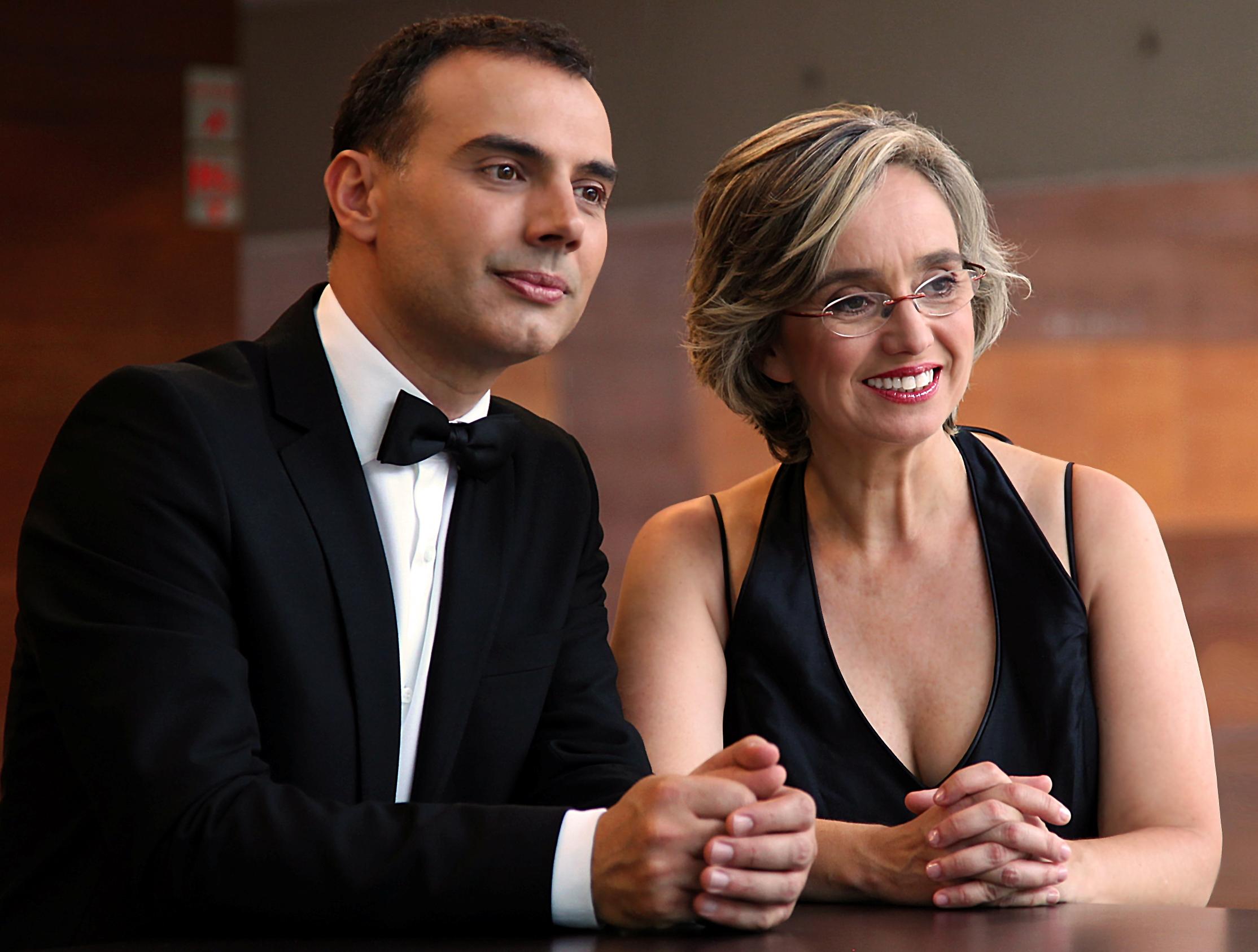 GOYESCAS, 100 ANYS DESPRÉS. Carles & Sofia Piano Duo