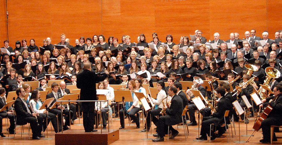 Concert de Santa Cecília. Homenatge a Jaume Morera i Cercle de Belles Arts. Banda Municipal de Lleida