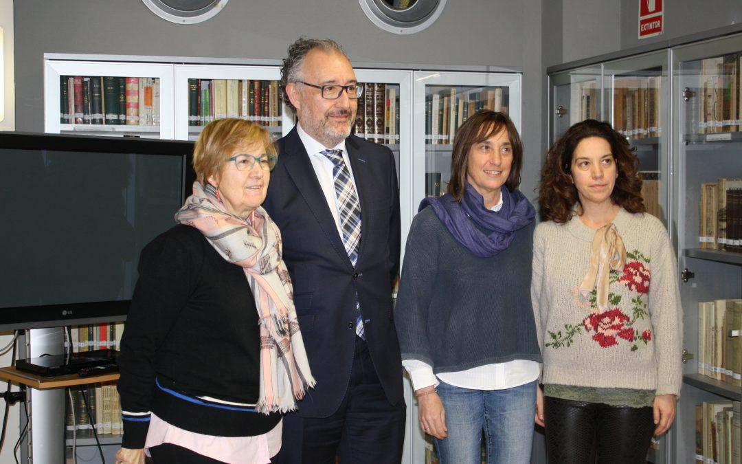 L'Obra Social de la Fundació bancaria Ibercaja i l'Ajuntament de Lleida renoven el seu conveni de col·laboració amb l'objectiu d'apropar la música als més joves