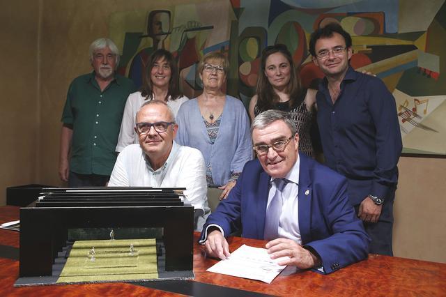 """L'Ajuntament de Lleida produirà l'Òpera Escenificada """"Goyescas""""d'Enric Granados que s'estrenarà el 7 de maig de 2017"""