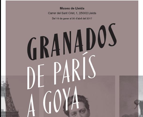Granados, de París a Goya