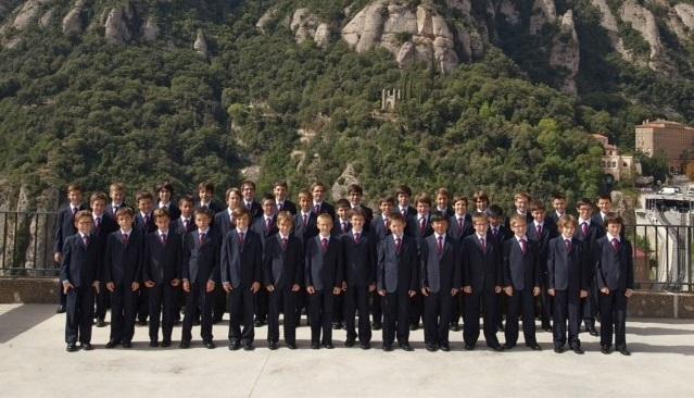 Concert Extraordinari de l'Escolania de Montserrat